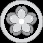 Sakura Bonsai logo grigio