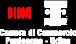 Logo Camera di Commercio Pordenone Udine